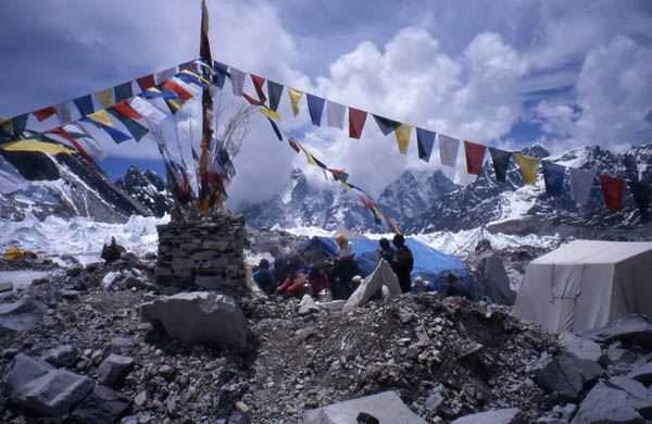 Everest Base Camp, Nepal 1996